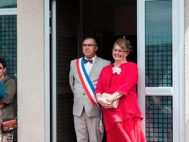 Le mariage de Florian et Jennifer à Cuverville, Calvados 1