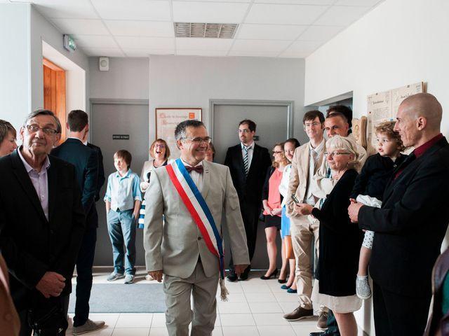 Le mariage de Florian et Jennifer à Cuverville, Calvados 2