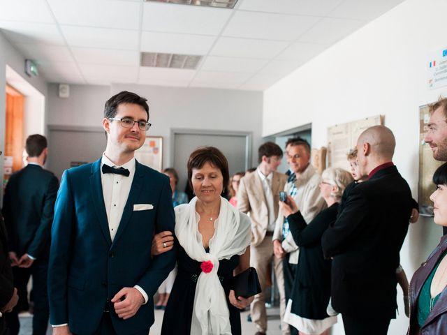 Le mariage de Florian et Jennifer à Cuverville, Calvados 4
