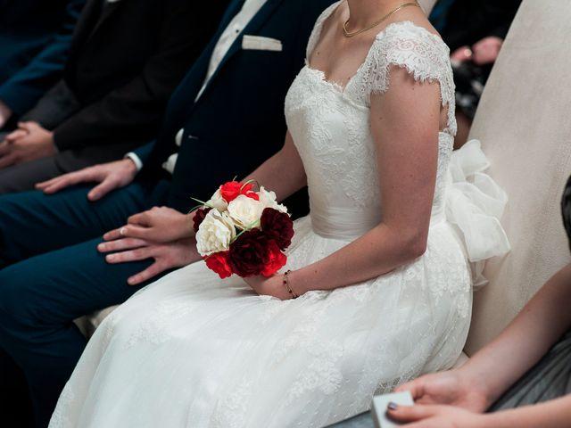 Le mariage de Florian et Jennifer à Cuverville, Calvados 7