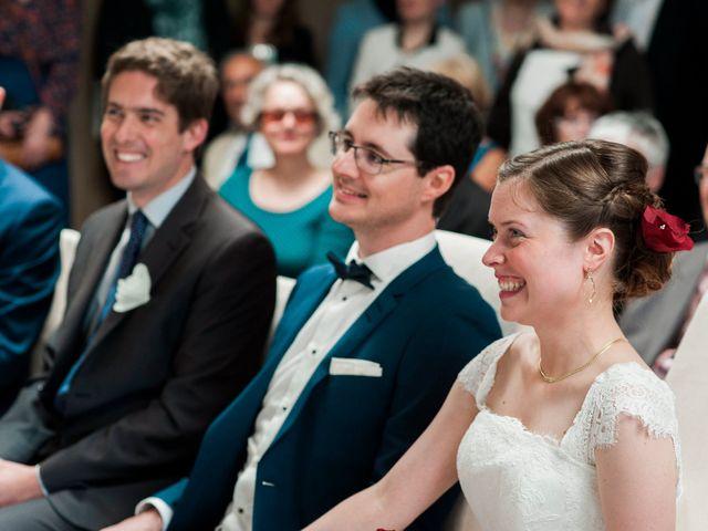 Le mariage de Florian et Jennifer à Cuverville, Calvados 9