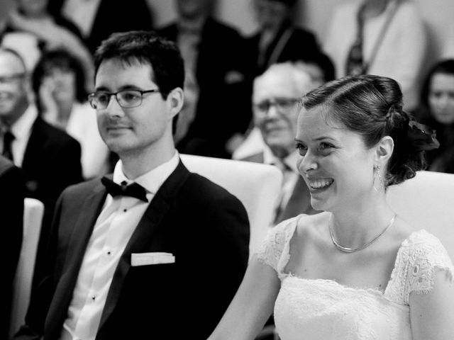 Le mariage de Florian et Jennifer à Cuverville, Calvados 10