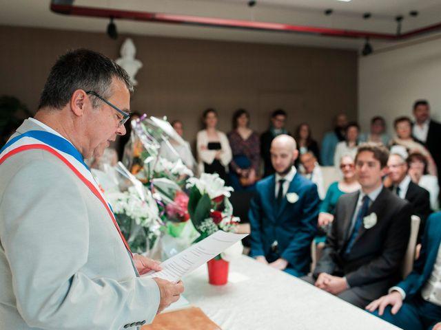 Le mariage de Florian et Jennifer à Cuverville, Calvados 12