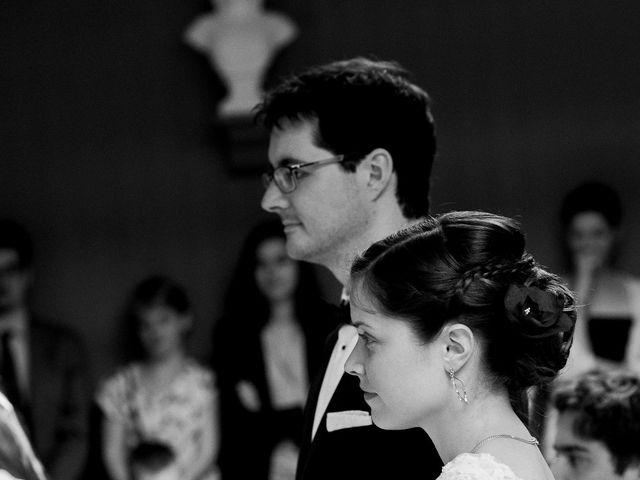 Le mariage de Florian et Jennifer à Cuverville, Calvados 15