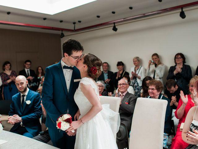 Le mariage de Florian et Jennifer à Cuverville, Calvados 17