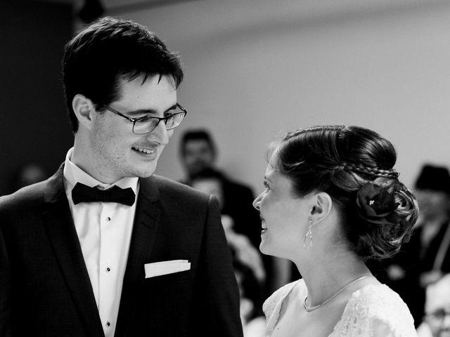 Le mariage de Florian et Jennifer à Cuverville, Calvados 18