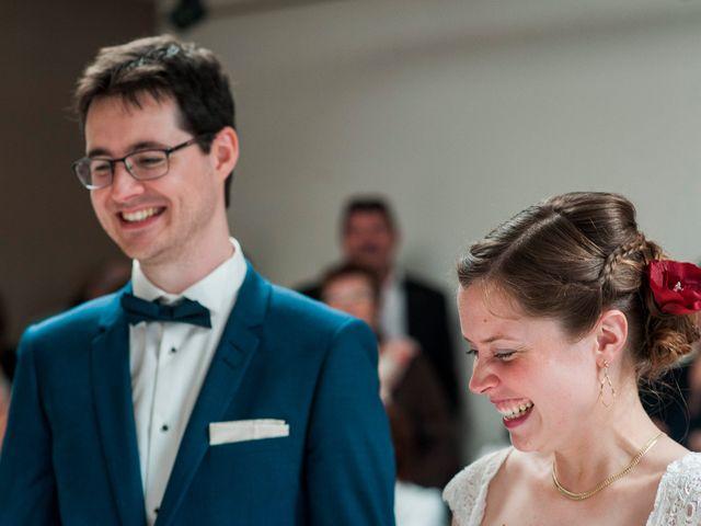 Le mariage de Florian et Jennifer à Cuverville, Calvados 19