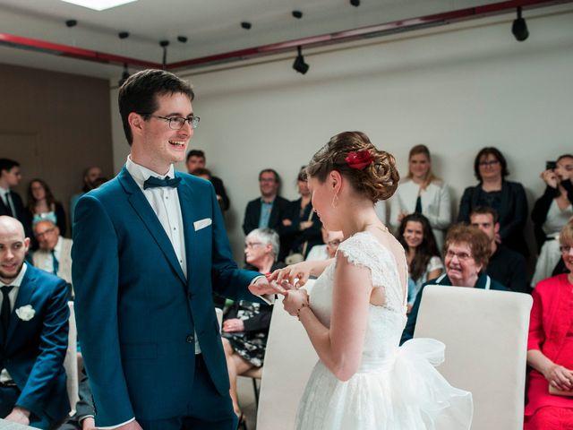 Le mariage de Florian et Jennifer à Cuverville, Calvados 21