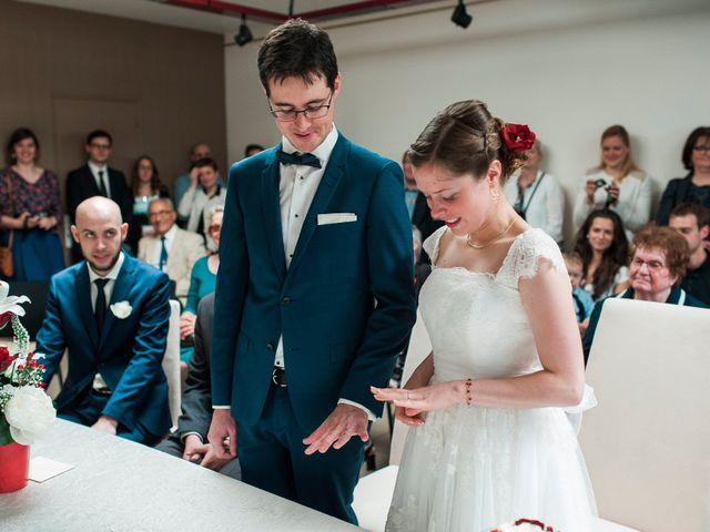 Le mariage de Florian et Jennifer à Cuverville, Calvados 22