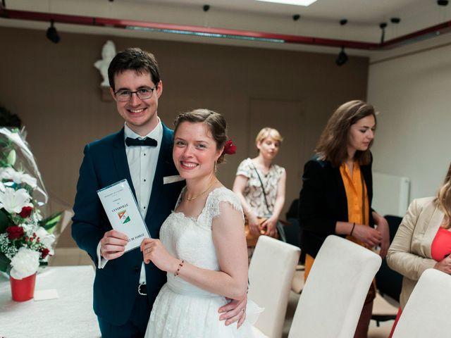 Le mariage de Florian et Jennifer à Cuverville, Calvados 23