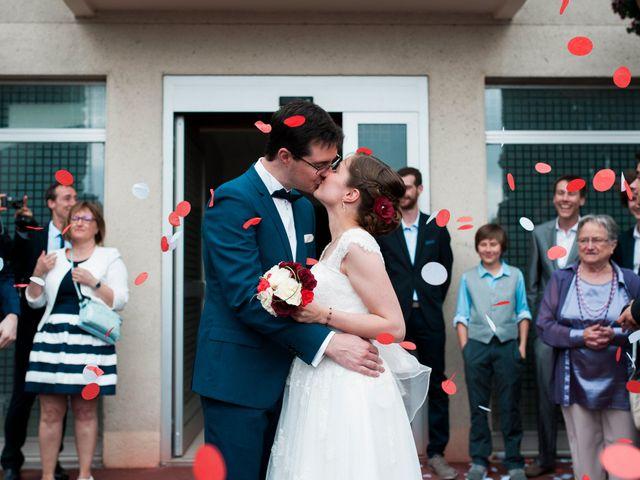 Le mariage de Florian et Jennifer à Cuverville, Calvados 24
