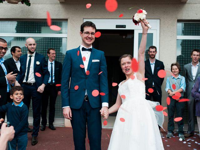 Le mariage de Florian et Jennifer à Cuverville, Calvados 25