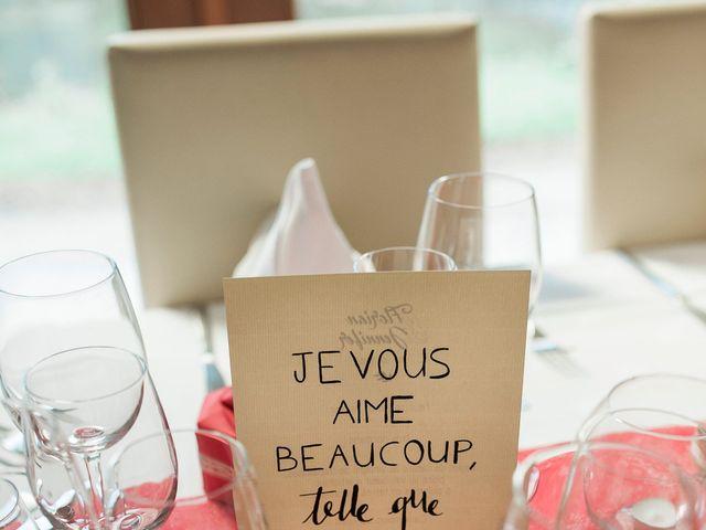 Le mariage de Florian et Jennifer à Cuverville, Calvados 28