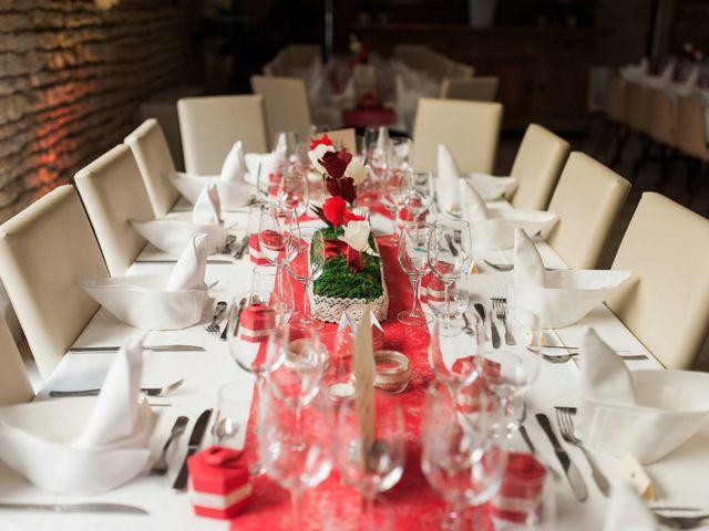 Le mariage de Florian et Jennifer à Cuverville, Calvados 30
