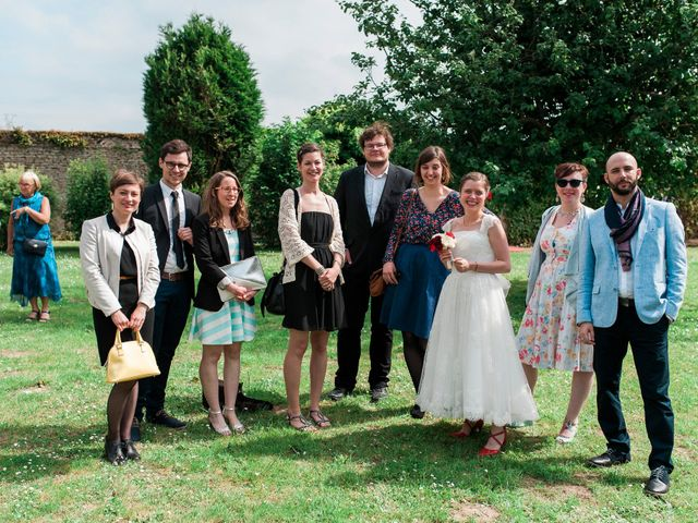 Le mariage de Florian et Jennifer à Cuverville, Calvados 32