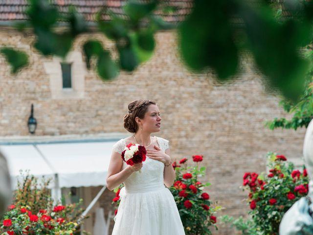 Le mariage de Florian et Jennifer à Cuverville, Calvados 33