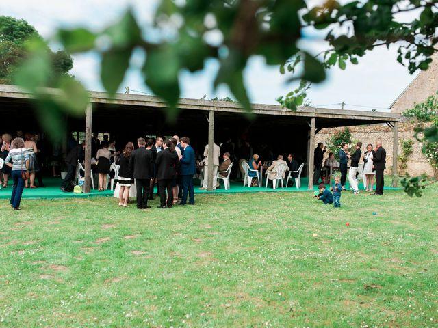 Le mariage de Florian et Jennifer à Cuverville, Calvados 36