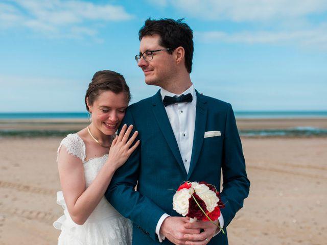Le mariage de Florian et Jennifer à Cuverville, Calvados 38