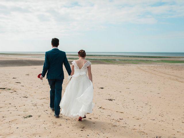 Le mariage de Florian et Jennifer à Cuverville, Calvados 39