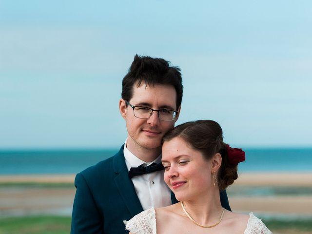 Le mariage de Florian et Jennifer à Cuverville, Calvados 40