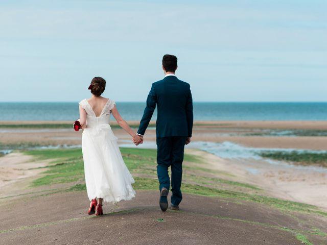 Le mariage de Florian et Jennifer à Cuverville, Calvados 41