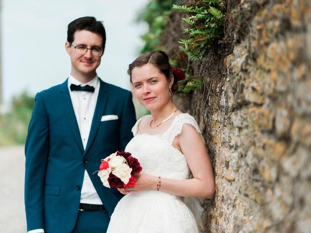 Le mariage de Florian et Jennifer à Cuverville, Calvados 43