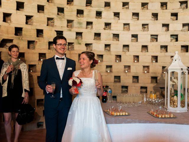 Le mariage de Florian et Jennifer à Cuverville, Calvados 46