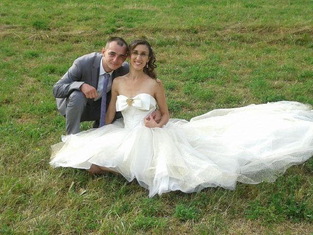 Le mariage de Clément et Elise à Abbans-Dessus, Doubs 1