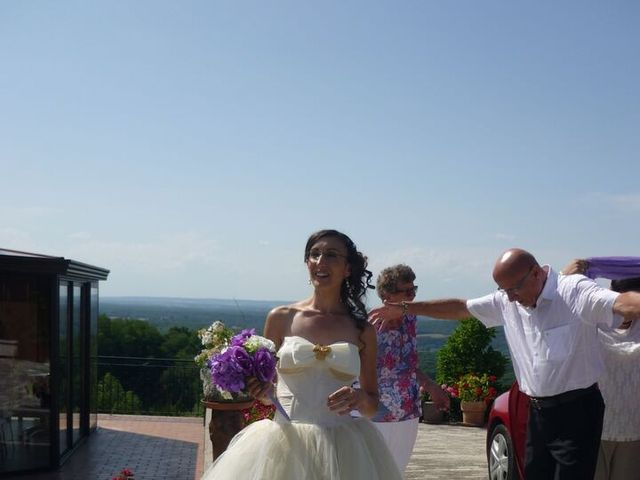 Le mariage de Clément et Elise à Abbans-Dessus, Doubs 3