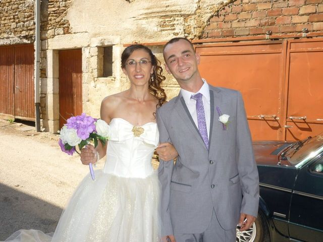 Le mariage de Clément et Elise à Abbans-Dessus, Doubs 7