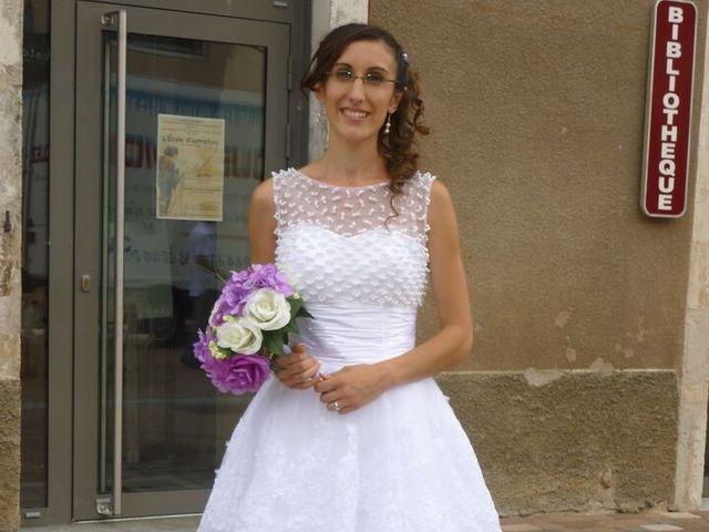 Le mariage de Clément et Elise à Abbans-Dessus, Doubs 9