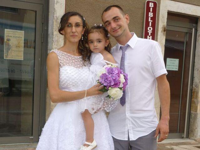 Le mariage de Clément et Elise à Abbans-Dessus, Doubs 10