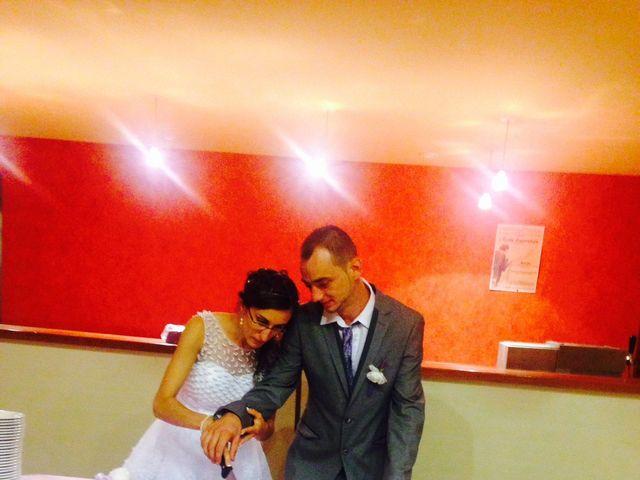 Le mariage de Clément et Elise à Abbans-Dessus, Doubs 15