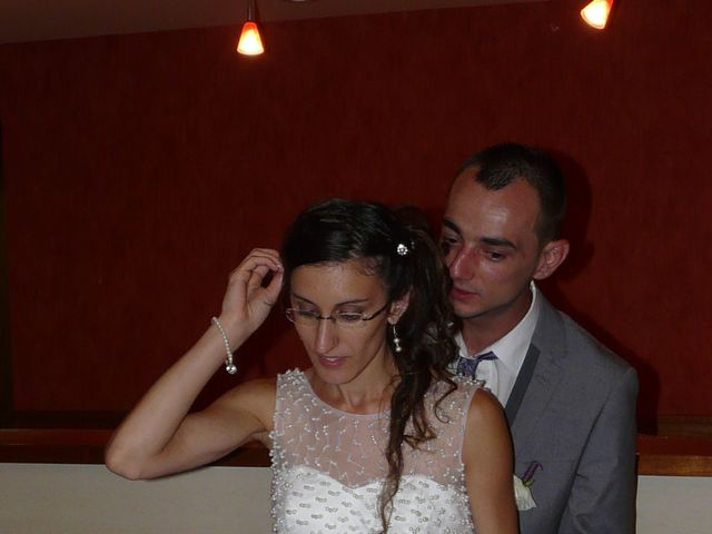 Le mariage de Clément et Elise à Abbans-Dessus, Doubs 17