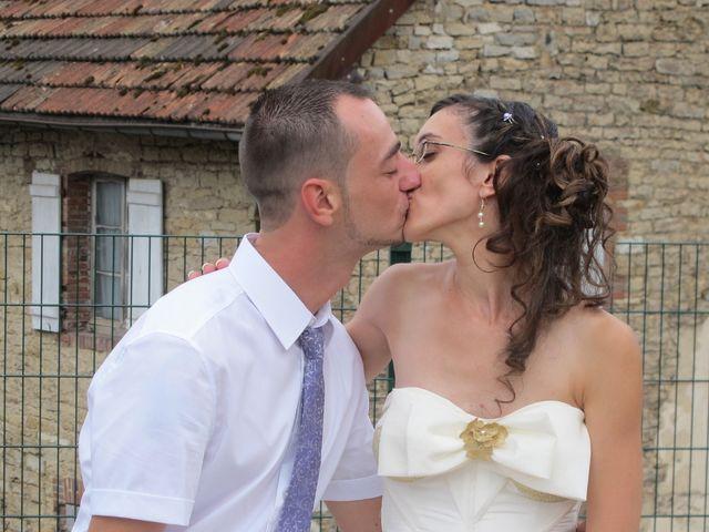 Le mariage de Clément et Elise à Abbans-Dessus, Doubs 24