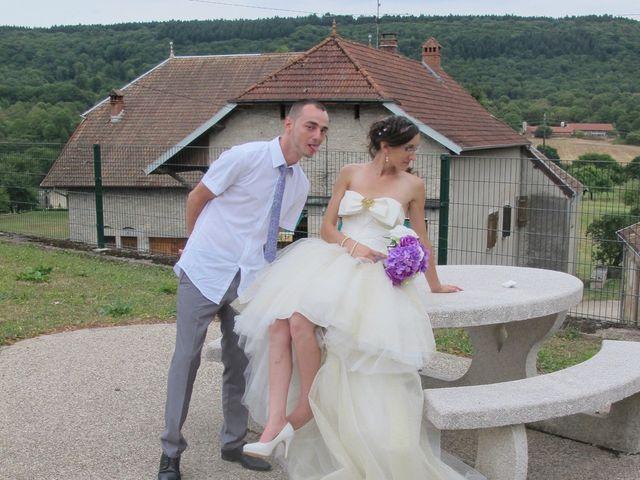 Le mariage de Clément et Elise à Abbans-Dessus, Doubs 26
