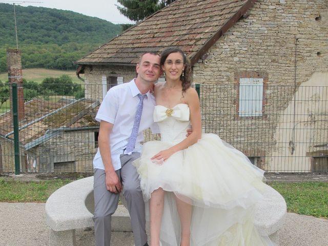 Le mariage de Clément et Elise à Abbans-Dessus, Doubs 27