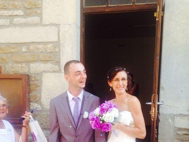 Le mariage de Clément et Elise à Abbans-Dessus, Doubs 28