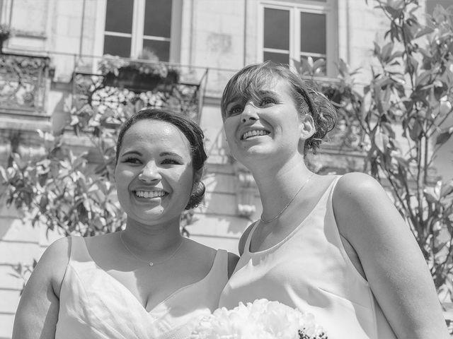Le mariage de Yaëlle et Anne Laure