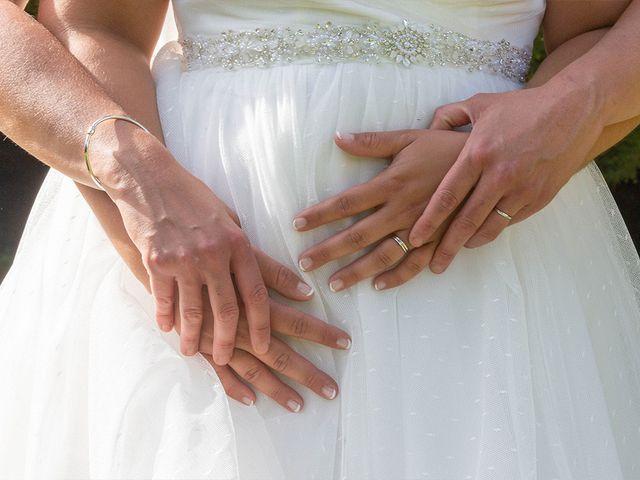 Le mariage de Anne Laure et Yaëlle à Janzé, Ille et Vilaine 27