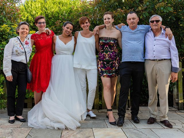 Le mariage de Anne Laure et Yaëlle à Janzé, Ille et Vilaine 29