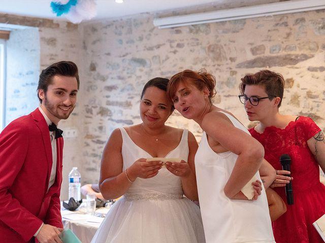 Le mariage de Anne Laure et Yaëlle à Janzé, Ille et Vilaine 38
