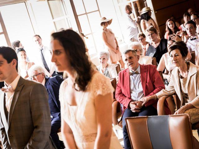 Le mariage de Allan et Laure à Suresnes, Hauts-de-Seine 23