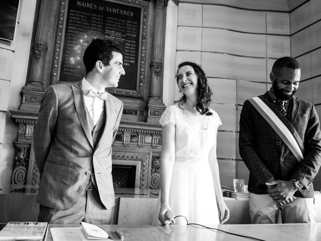 Le mariage de Allan et Laure à Suresnes, Hauts-de-Seine 25