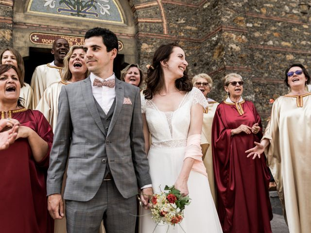Le mariage de Allan et Laure à Suresnes, Hauts-de-Seine 54