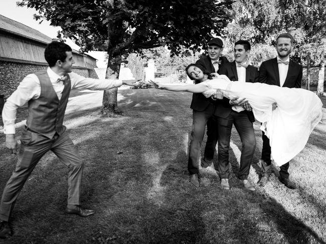 Le mariage de Allan et Laure à Suresnes, Hauts-de-Seine 86