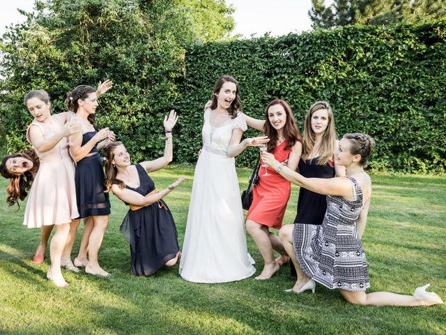 Le mariage de Allan et Laure à Suresnes, Hauts-de-Seine 95