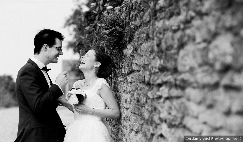 Le mariage de Florian et Jennifer à Cuverville, Calvados