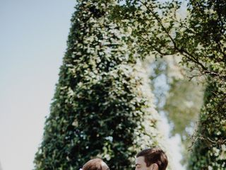 Le mariage de Olivia et Philippe 1