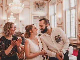 Le mariage de Aurore et Franck